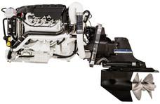 Mercury TDI 4.2L 370 med BRAVO 2XR