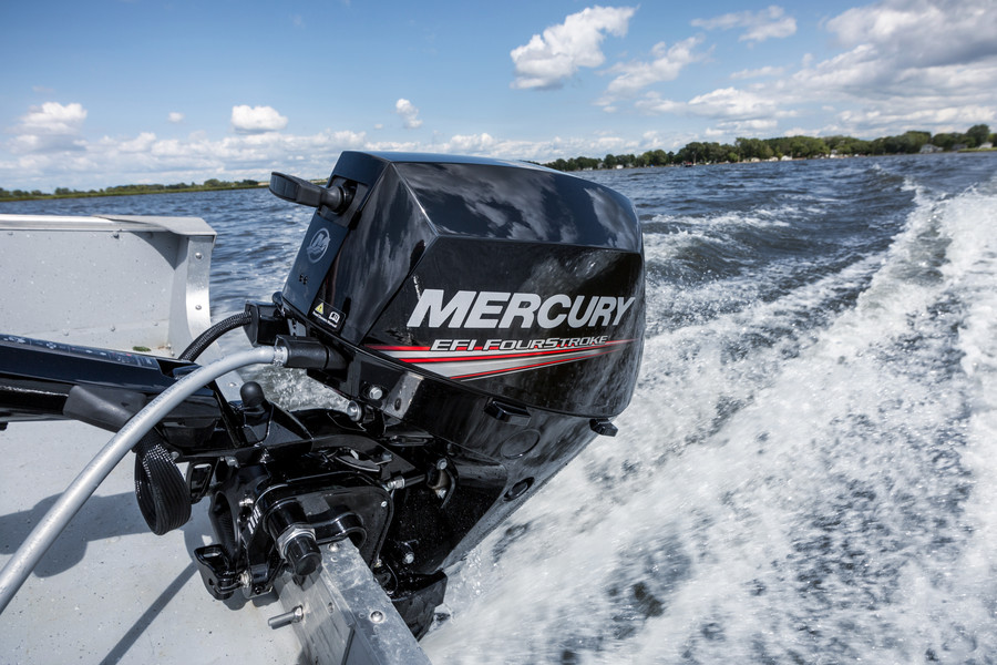 Mercury F 15 MRC EFI