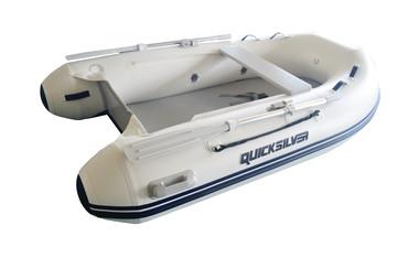 Quicksilver gummibåde