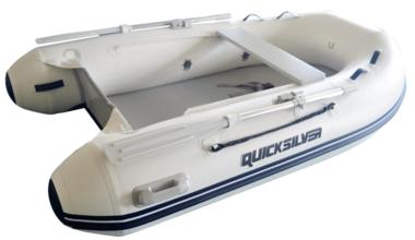 Quicksilver 320 Air Deck